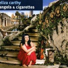 CDs de Música: ELIZA CARTHY - ANGELS & CIGARETTES - CD. Lote 245784315