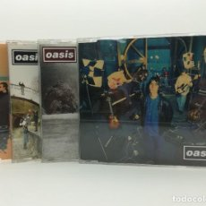 CDs de Música: OASIS PACK 4 CDS 1994-1995 MÚSICA. Lote 245784405