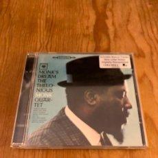 CDs de Música: THELONIUS MONK - MONK'S DREAM (CD). Lote 245784485