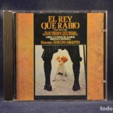 CDs de Música: R. CHAPÍ, ATAÚLFO ARGENTA, JOSÉ PERERA - EL REY QUE RABIO - CD. Lote 245784600