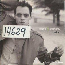 CDs de Música: MARC ANTHONY / CELOS (CD SINGLE CARTON PROMO 2001). Lote 245784620