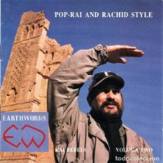 CDs de Música: POP - RAI AND RACHID STYLE - CD. Lote 245784700