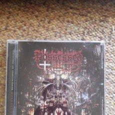 CDs de Música: POSSESSED , REVELATIONS OF OBLIVON , CD 2019 PERFECTO ESTADO, TRASH - DEATH METAL. Lote 245787840