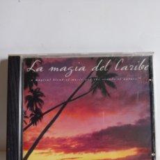 CDs de Música: CD. LA MAGIA DEL CARIBE / EDITADO POR METACOM - 1996. Lote 245834415