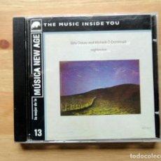 CDs de Música: BILLY OSKAY & MICHEÁL DOMHNAILL - NIGHTNOISE. Lote 245886735