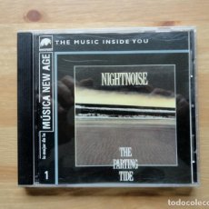 CDs de Música: NIGHTNOISE - THE PARTING TIDE. Lote 245888935