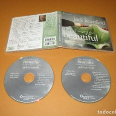 CDs de Música: JACK KORNFIELD ( TURN TOWARD THE BEAUTIFUL ) - 2 DISCOS - SOUNDS TRUE. Lote 245895030