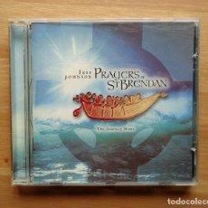 CDs de Música: JEFF JOHNSON - PRAYERS OF ST BRENDAN. Lote 245898280