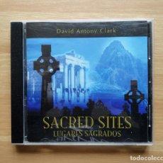 CDs de Música: DAVID ANTONY CLARK - SACRED SITES. Lote 245898555