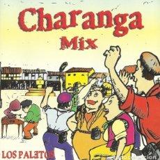 CDs de Música: LOS PALETOS - CHARANGA MIX - CD. Lote 245899105