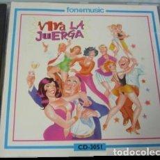 CDs de Música: VIVA LA JUERGA - CD. Lote 245899675