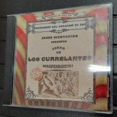 CDs de Música: LOS CURRELANTES. JESÚS BIENVENIDO. CARNAVAL DE CADIZ. Lote 245902495