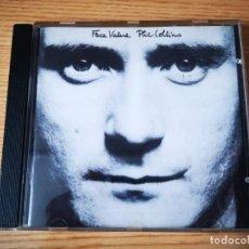 CDs de Música: CD DE PHIL COLLINS - FACE VALUE - COMO NUEVO | ATLANTIC RECORDS |. Lote 245903735