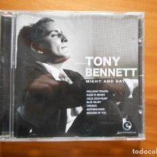 CDs de Música: CD TONY BENNETT - NIGHT AND DAY (C4). Lote 245908240