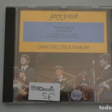CDs de Música: CD/ THE EARLY TAPES OF THE BEATLES. Lote 245915115
