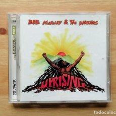 CDs de Música: BOB MARLEY & THE WAILERS - UPRISING. Lote 245917030