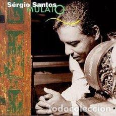 CDs de Música: SÉRGIO SANTOS – MULATO - NUEVO Y PRECINTADO. Lote 245935540