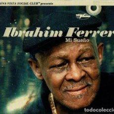 CDs de Música: IBRAHIM FERRER - MI SUEÑO. Lote 245941580