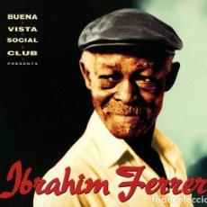 CDs de Música: IBRAHIM FERRER - BUENA VISTA SOCIAL CLUB PRESENTS. Lote 245942055