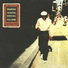 CDs de Música: RY COODER, IBRAHIM FERRER, COMPAY SEGUNDO, RUBÉN GONZÁLEZ - BUENA VISTA SOCIAL CLUB. Lote 245942555
