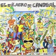 CDs de Música: CARLINHOS BROWN Y OTROS - EL MILAGRO DE CANDEAL. Lote 245943580