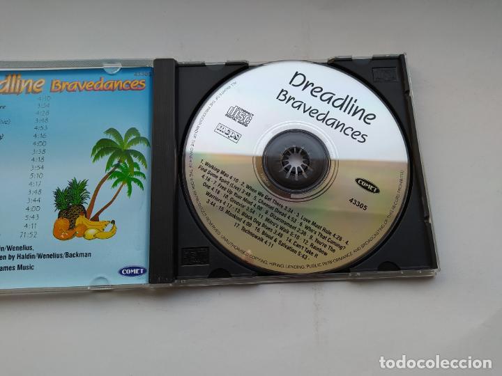 CDs de Música: DREADLINE BRAVEDANCES. REGGAE MUSIC. CD. TDKCD37 - Foto 2 - 245947770