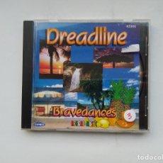 CDs de Música: DREADLINE BRAVEDANCES. REGGAE MUSIC. CD. TDKCD37. Lote 245947770
