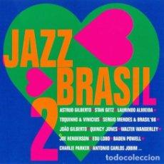CDs de Música: JAZZ BRASIL 2 (GETZ, GILBERTO, JOBIM Y OTROS). Lote 245948585