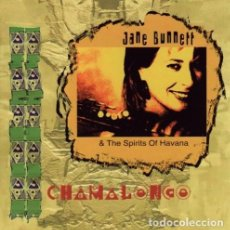 CDs de Música: JANE BUNNETT – CHAMALONGO - NUEVO Y PRECINTADO. Lote 245949155