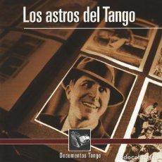 CDs de Música: LOS ASTROS DEL TANGO - NUEVO Y PRECINTADO. Lote 245950320