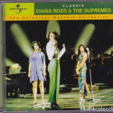 CDs de Música: DIANA ROSS & THE SUPREMES - THE UNIVERSAL MASTER COLLECTION. Lote 245954095