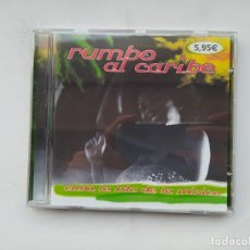 CDs de Música: RUMBO AL CARIBE. CUBA, LA ISLA DE LA MÚSICA. CD. TDKCD37. Lote 245958745