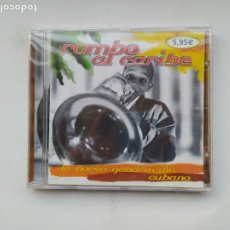 CDs de Música: RUMBO AL CARIBE. LA NUEVA GENERACIÓN CUBANA. CD. NUEVO. TDKCD37. Lote 245959045