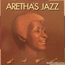 CDs de Música: ARETHA FRANKLIN - ARETHA'S JAZZ. Lote 245961275