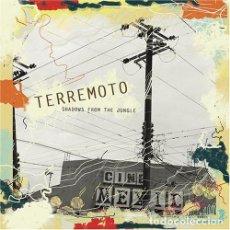 CDs de Música: TERREMOTO - SHADOWS FROM THE JUNGLE - NUEVO Y PRECINTADO. Lote 245964510