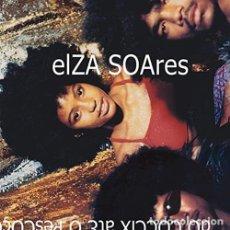 CDs de Música: ELZA SOARES – DO CÓCCIX ATÉ O PESCOÇO - NUEVO Y PRECINTADO. Lote 245966105