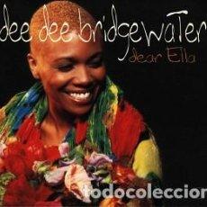 CDs de Música: DEE DEE BRIDGEWATER - DEAR ELLA. Lote 245967640