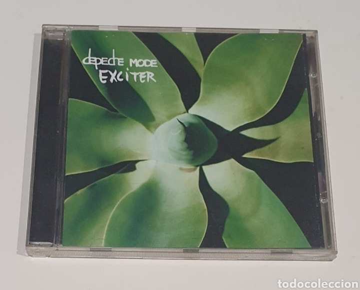 DEPECHE MODE / CD / EXCITER (Música - CD's New age)