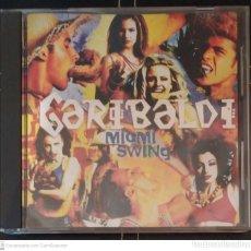 CDs de Música: GARIBALDI (MIAMI SWING) CD 1995 EDICIÓN USA. Lote 245987250
