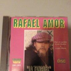 CDs de Música: RAFAEL AMOR. Lote 245995590