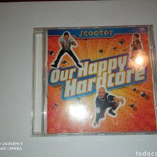 CDs de Música: SCOOTER OUR HAPPY HARDCORE - CLUB TOOLS 1996 -. Lote 246025185
