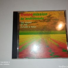 CDs de Música: TRANCEMISSION TO ANDRÓMEDA - HYPNOTIC 1996 -. Lote 246032140