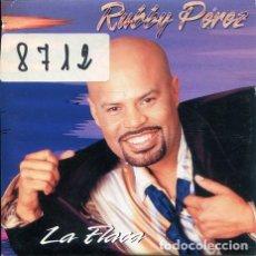 CDs de Música: RUBBY PEREZ / LA FLACA (CD SINGLE CARTON PROMO 1998). Lote 246036050