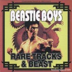 CDs de Música: THE BEASTIE BOYS RARE TRACKS & BEAST CD REEDICION RARO SIN ABRIR RAP. Lote 246054735