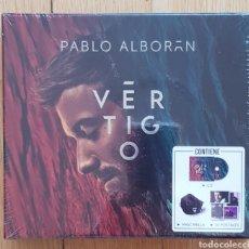 CDs de Música: PABLO ALBORAN VERTIGO CD BOX SET PRECINTADO. Lote 246055775