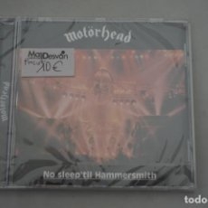 CDs de Música: CD/ PRECINTADO - MOTORHEAD - NO SLEEP´TIL HAMMERSMITH. Lote 246059920