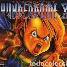 CDs de Música: THUNDERDOME XI - ARCADE 1995 -. Lote 246061605