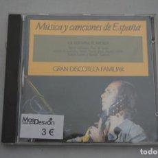 CDs de Música: CD/ LA GUITARRA FLAMENCA - VARIOS ARTISTAS. Lote 246083535