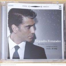 CDs de Música: ALEJANDRO FERNANDEZ (DE NOCHE - CLASICOS A MI MANERA) CD 2008. Lote 246085660