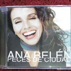 CDs de Música: ANA BELEN (PECES DE CIUDAD) CD 2001. Lote 246088370